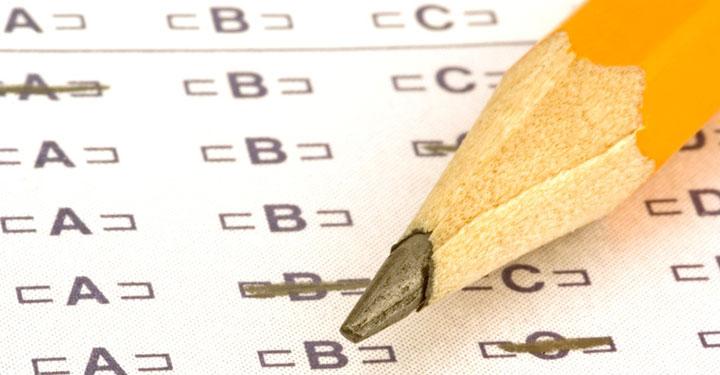 SAT/ACT Test Preparation Slide Image
