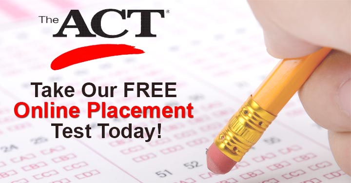 Free online ACT placement test